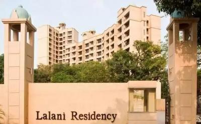 Gallery Cover Image of 1155 Sq.ft 3 BHK Apartment for buy in Lalani Residency, Thane West for 13000000