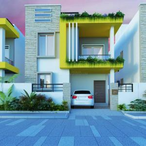 Gallery Cover Image of 1800 Sq.ft 3 BHK Villa for buy in Bowrampet for 10100000