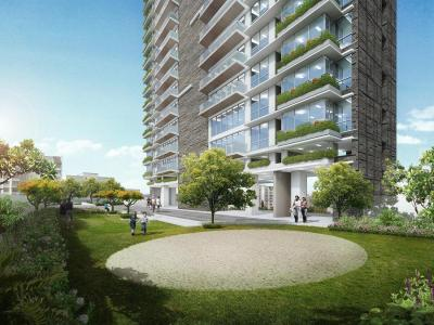 Gallery Cover Image of 710 Sq.ft 1 BHK Apartment for buy in Kanjurmarg East for 10500000