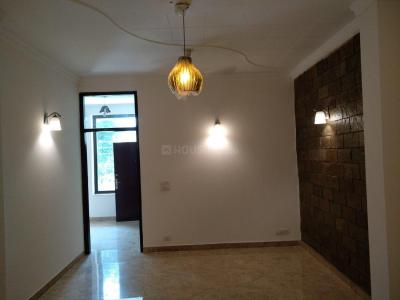 Living Room Image of 1150 Sq.ft 3 BHK Independent Floor for buy in Unitech South City 1, Sector 41 for 11000000