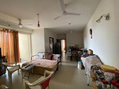 Gallery Cover Image of 1200 Sq.ft 2 BHK Apartment for rent in 3C Lotus Boulevard, Sector 100 for 20000