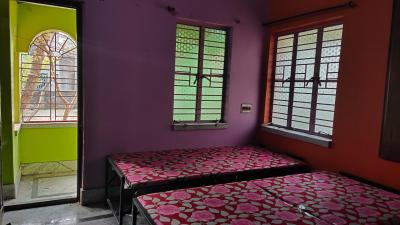 Bedroom Image of Accomodation Available For Male in Rajarhat