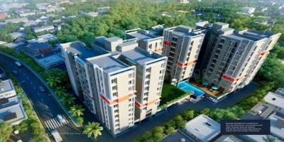 Gallery Cover Image of 1337 Sq.ft 3 BHK Apartment for buy in Amarana Residences, Tangra for 7100000