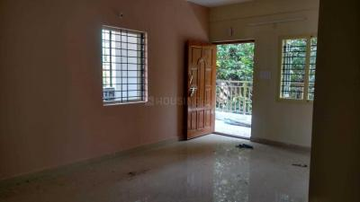 Gallery Cover Image of 544 Sq.ft 1 BHK Independent Floor for rent in Marathahalli for 22000