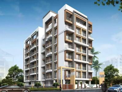 Gallery Cover Image of 675 Sq.ft 1 BHK Apartment for buy in Kamothe for 4590000
