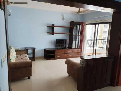 Gallery Cover Image of 1500 Sq.ft 2 BHK Apartment for rent in Rohan Vasantha Apartment, Marathahalli for 35000