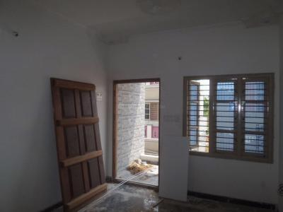 Gallery Cover Image of 500 Sq.ft 1 BHK Independent Floor for rent in Bagalakunte for 7500