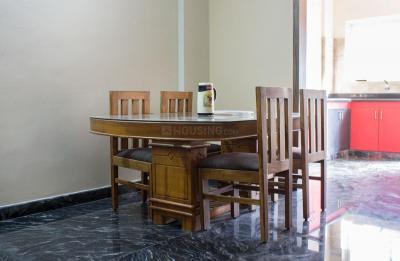Dining Room Image of PG 4643641 Maruthi Sevanagar in Maruthi Sevanagar