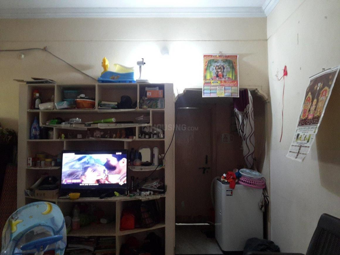 Living Room Image of 600 Sq.ft 1 BHK Apartment for rent in Borabanda for 7500