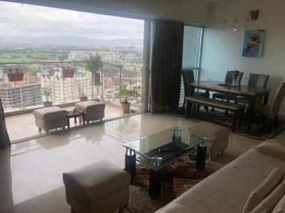 Gallery Cover Image of 1400 Sq.ft 3 BHK Apartment for buy in Amanora Aspire Towers, Hadapsar for 14300000