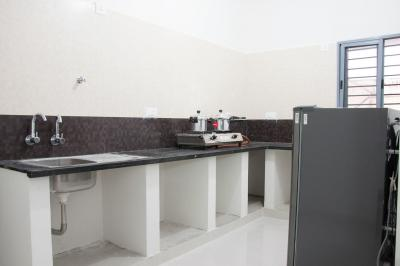 Kitchen Image of 102-suyogg Serenity Apartment in Mathikere