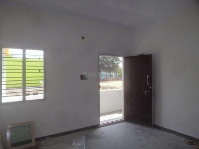 Gallery Cover Image of 800 Sq.ft 2 BHK Apartment for rent in Abbigere for 12000