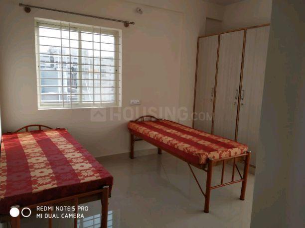 Bedroom Image of Sindhuja PG in Bellandur