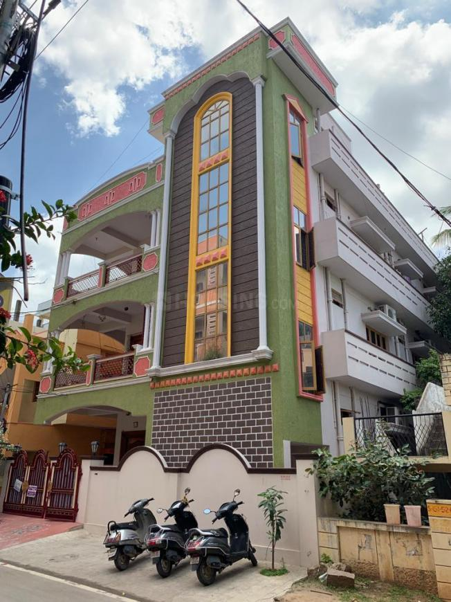 9 bhk independent house for sale kukatpally Hyderabad building view - Independent House For Sale In Nectar Gardens Madhapur