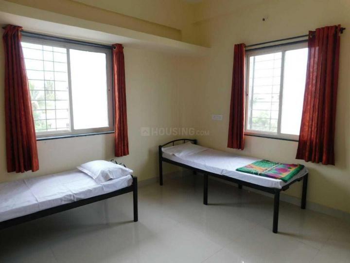 विमान नगर में करेवेलल पीजी के बेडरूम की तस्वीर