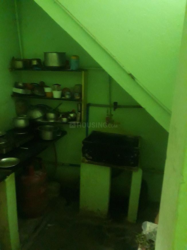 Kitchen Image of 165 Sq.ft 1 BHK Independent Floor for rent in Villivakkam for 7000