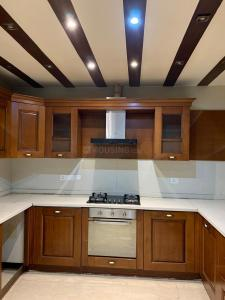 Gallery Cover Image of 1900 Sq.ft 3 BHK Independent Floor for rent in  RWA Greater Kailash 1 Block S, Greater Kailash I for 55000