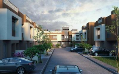 Gallery Cover Image of 1518 Sq.ft 3 BHK Villa for buy in Siddha Suburbia Bungalow, Dakshin Gobindopur for 7500000
