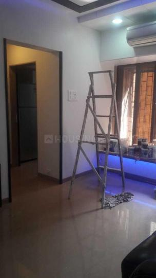 Living Room Image of 545 Sq.ft 1 BHK Apartment for rent in Goregaon East for 24000