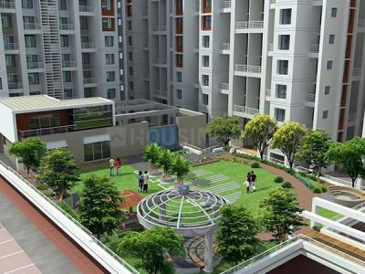 Gallery Cover Image of 1177 Sq.ft 3 BHK Apartment for buy in Ravet for 6600000