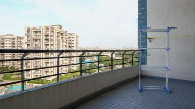 Balcony Image of 702 B Kapil Tranquil Greens in Baner