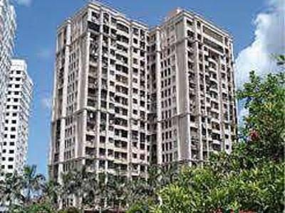 Gallery Cover Image of 1315 Sq.ft 3 BHK Apartment for buy in Ajmera Bhakti Park, Wadala East for 28000000