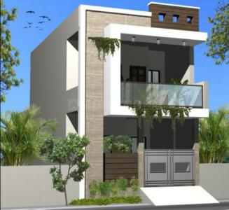 Gallery Cover Image of 2600 Sq.ft 3 BHK Independent House for buy in Kamla Nagar for 7500000