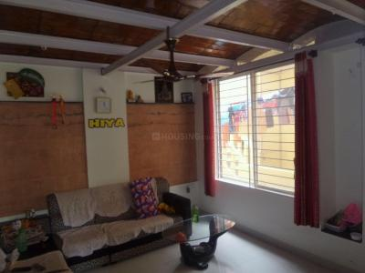 Gallery Cover Image of 1100 Sq.ft 2 BHK Independent Floor for rent in Amrutahalli for 15000