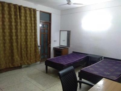 Bedroom Image of Girls PG in Patel Nagar