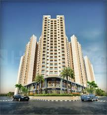 Gallery Cover Image of 751 Sq.ft 3 BHK Apartment for buy in Sunteck MaxxWorld 1 Tivri Naigaon East, Naigaon East for 5700000