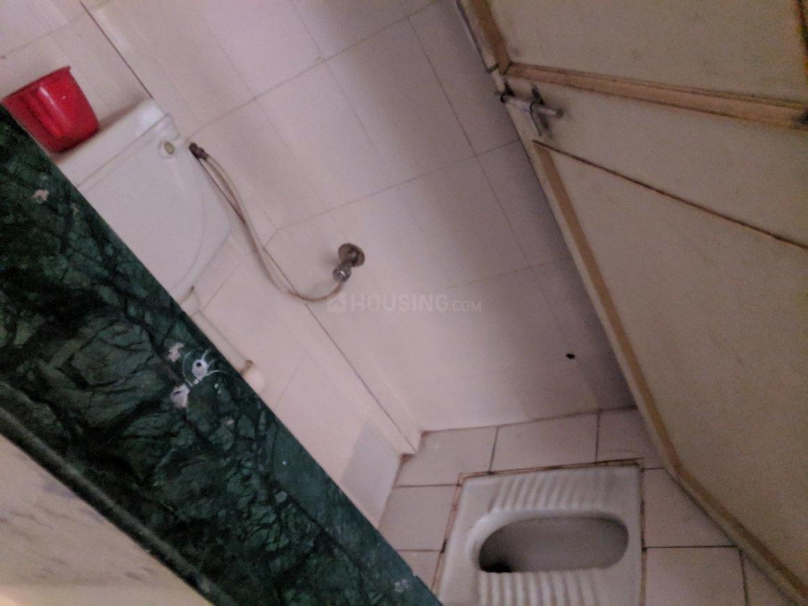 Common Bathroom Image of 700 Sq.ft 1 BHK Independent Floor for rent in Wadgaon Sheri for 11000
