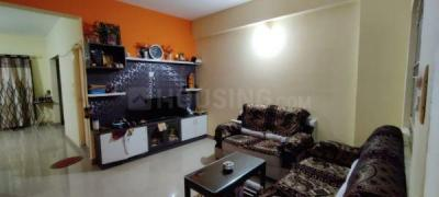 Gallery Cover Image of 1285 Sq.ft 2 BHK Apartment for rent in BM Magnolia Park, Whitefield for 17000