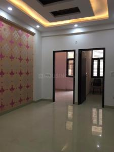 Gallery Cover Image of 980 Sq.ft 2 BHK Independent Floor for rent in Shree Ganpati Residency, Shahberi for 7811