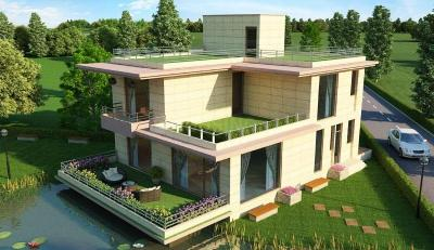 Gallery Cover Image of 2600 Sq.ft 4 BHK Villa for buy in Rajarhat for 15000000