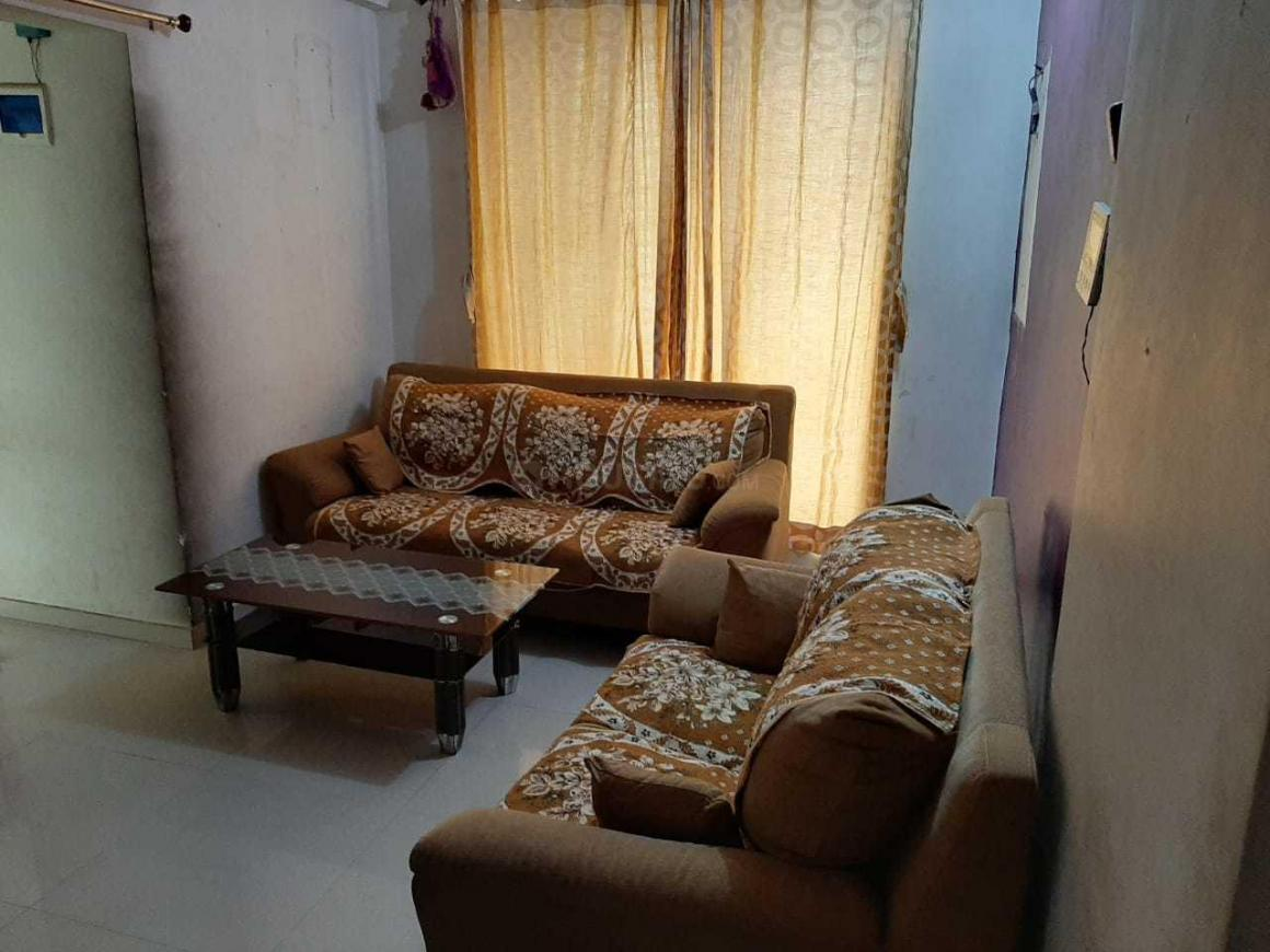 Living Room Image of 690 Sq.ft 1 BHK Apartment for rent in Ambernath West for 7500
