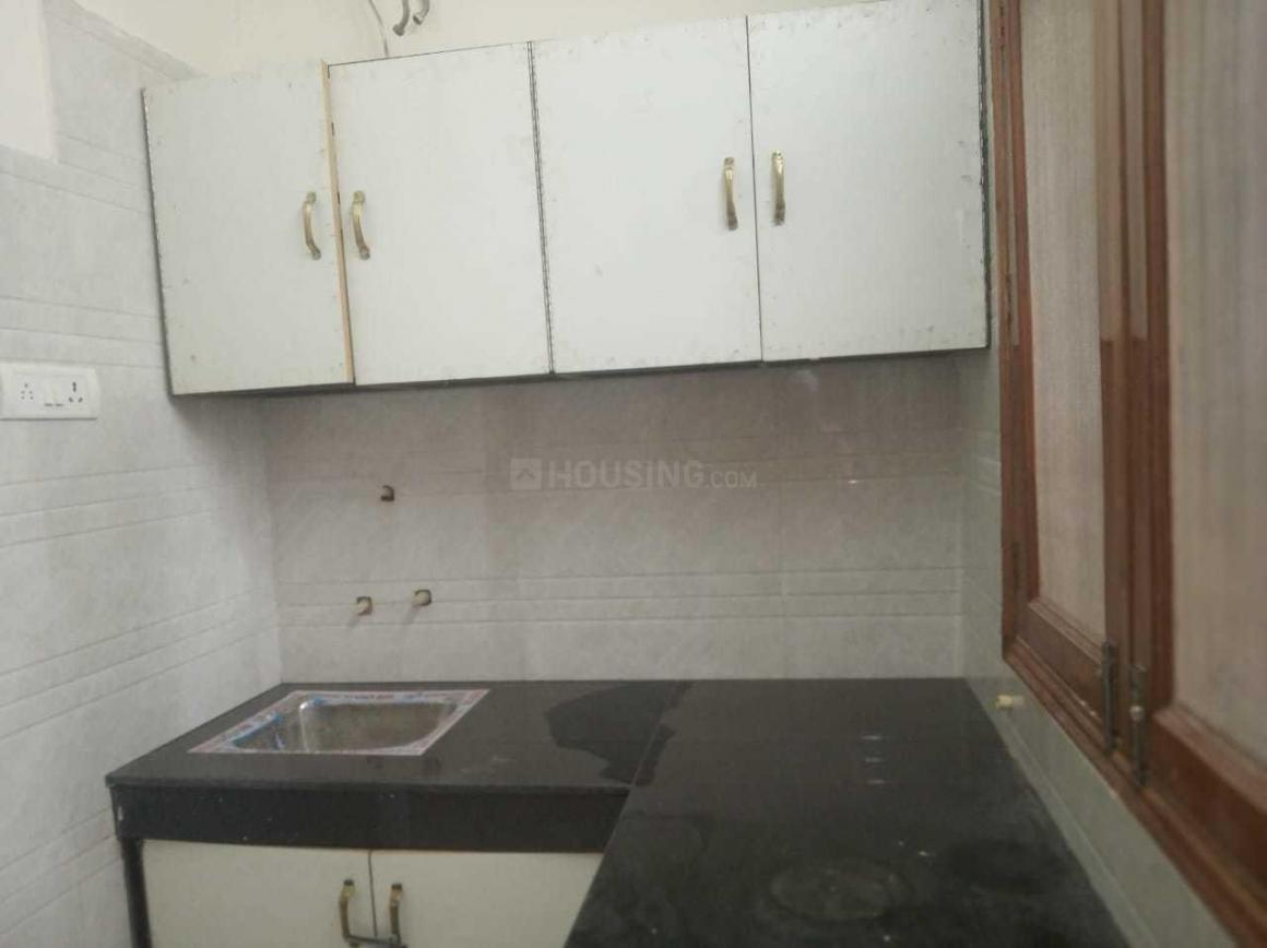 Kitchen Image of 550 Sq.ft 1 BHK Independent Floor for rent in Sector 17 for 18500