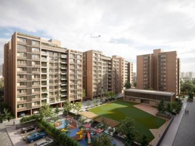 Gallery Cover Image of 3230 Sq.ft 4 BHK Apartment for buy in Aahna Shilp Shaligram, Vastrapur for 17442000