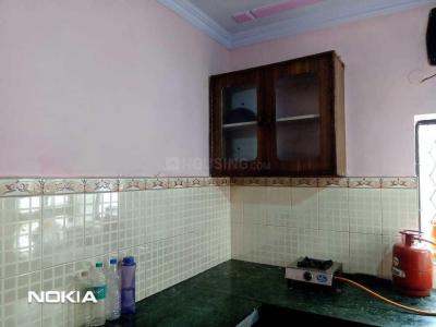 Kitchen Image of Comfort PG in Rajouri Garden