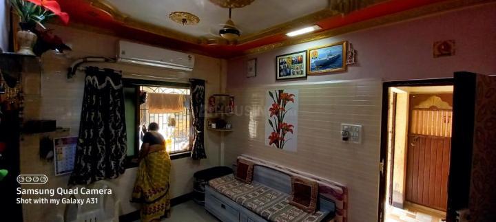 Hall Image of 575 Sq.ft 1 BHK Apartment for buy in Ajinkyatara CHS, Juinagar for 6000000
