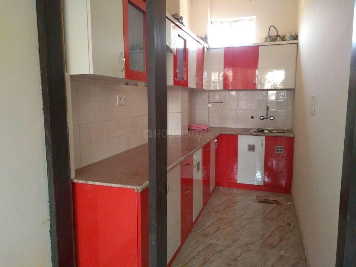 Kitchen Image of 615 Sq.ft 1 BHK Independent Floor for buy in Noida Extension for 1912315