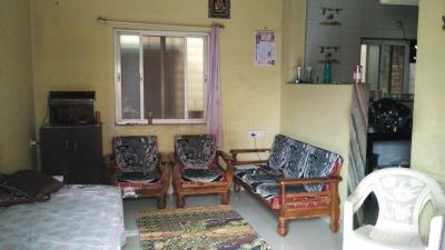 Gallery Cover Image of 750 Sq.ft 2 BHK Independent House for rent in Chikhali for 8000