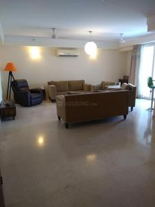 Gallery Cover Image of 2850 Sq.ft 4 BHK Apartment for rent in Sector 53 for 95000
