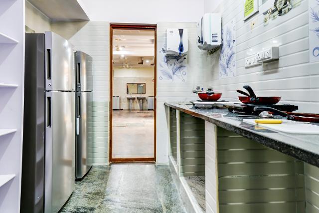 Kitchen Image of Oyo Life Blr2014 Btm Layout in BTM Layout