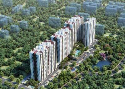 Gallery Cover Image of 600 Sq.ft 1 BHK Apartment for buy in The Ace , Perungudi for 5300000