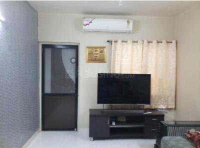 Gallery Cover Image of 700 Sq.ft 1 BHK Apartment for rent in Dhanori for 22000