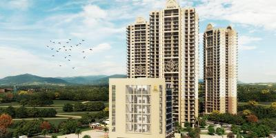 Gallery Cover Image of 1262 Sq.ft 2 BHK Apartment for buy in AIPL Zen Residences, Sector 70A for 8329200