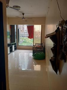 Gallery Cover Image of 610 Sq.ft 1 BHK Apartment for rent in Ghansoli for 16000