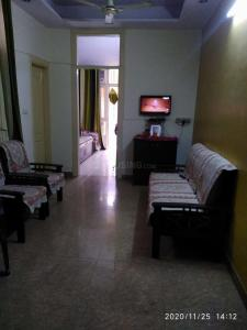 Gallery Cover Image of 800 Sq.ft 2 BHK Independent House for rent in Niti Khand for 13000