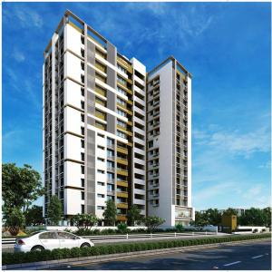 Gallery Cover Image of 2128 Sq.ft 3 BHK Apartment for buy in Yashasvi Elegance, Navrangpura for 16400000