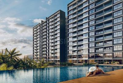 Gallery Cover Image of 515 Sq.ft 1 BHK Apartment for buy in Paranjape Blueridge The Groves, Hinjewadi for 4250000
